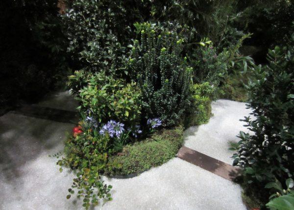 Jardin éphemère - Le Paradis 5
